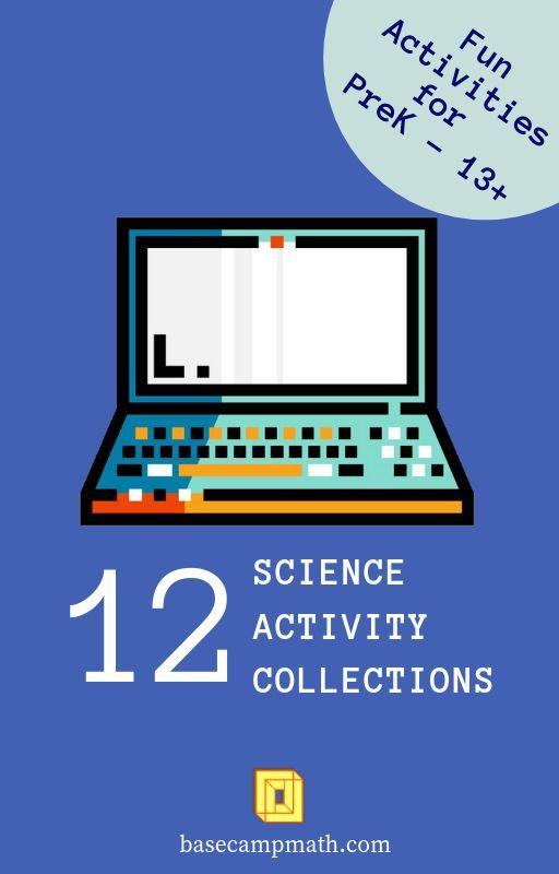 Science Activities Ebook Signup - Base Camp Math