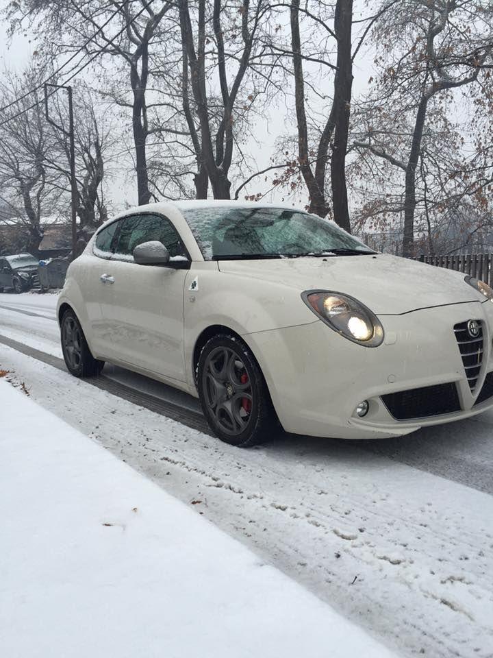 Alfa Romeo Mito Snow Raider Photo By Angelo A Alfa Romeo