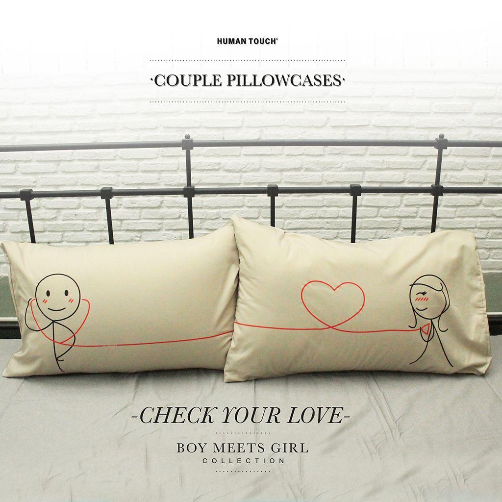 ldr heartbeat pillows