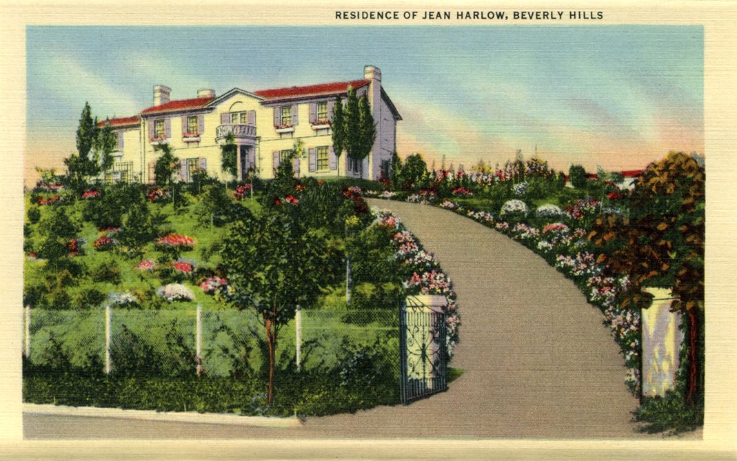 Old Hollywood Homes Time Machine to the Twenties Homes of the