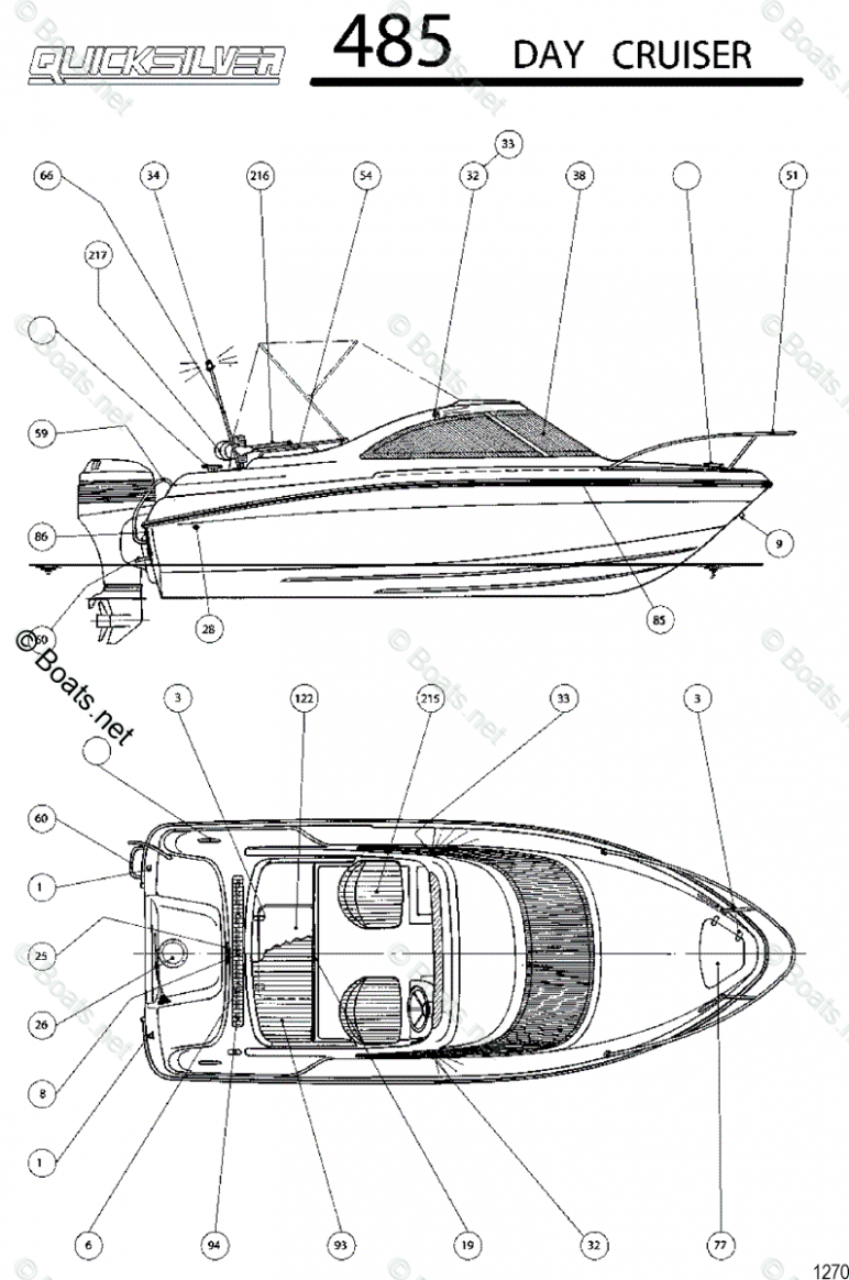 Parts Of A Motor Yacht Diagram di 2020