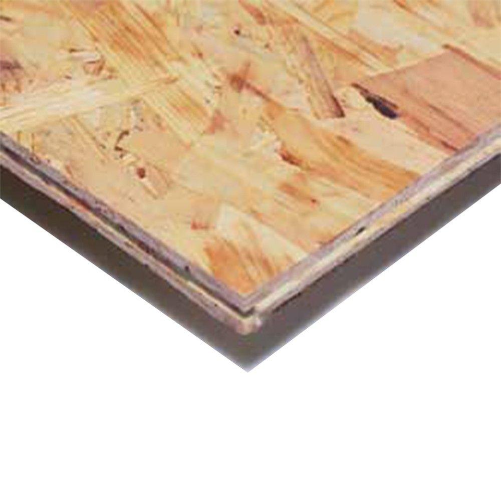 18mm OSB 3 Tongue & Groove Flooring Board 2400mm x 590mm