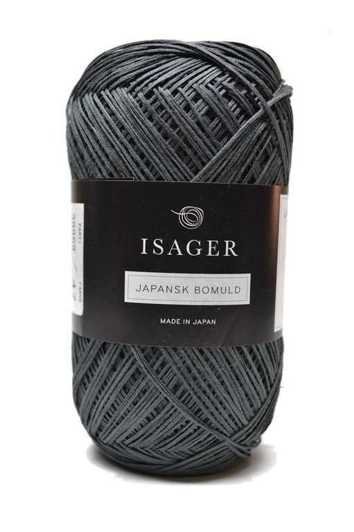 Isager Japansk Bomuld (Japanese Cotton)