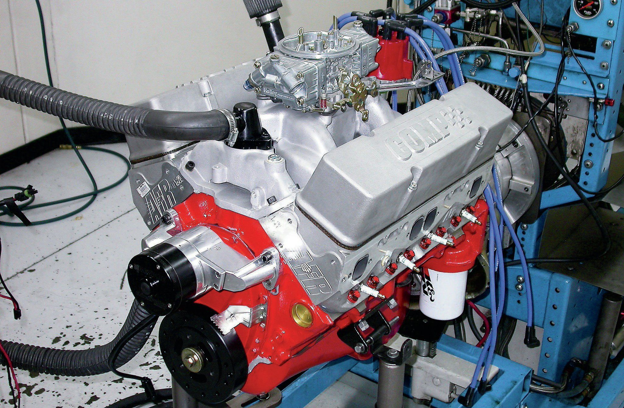 Making Big Power From A Recycled 350 Chevy Engine Is As Easy 1 2 Crate Prices 300 Hp Check Out Our Three Recipes To Pick Up Real