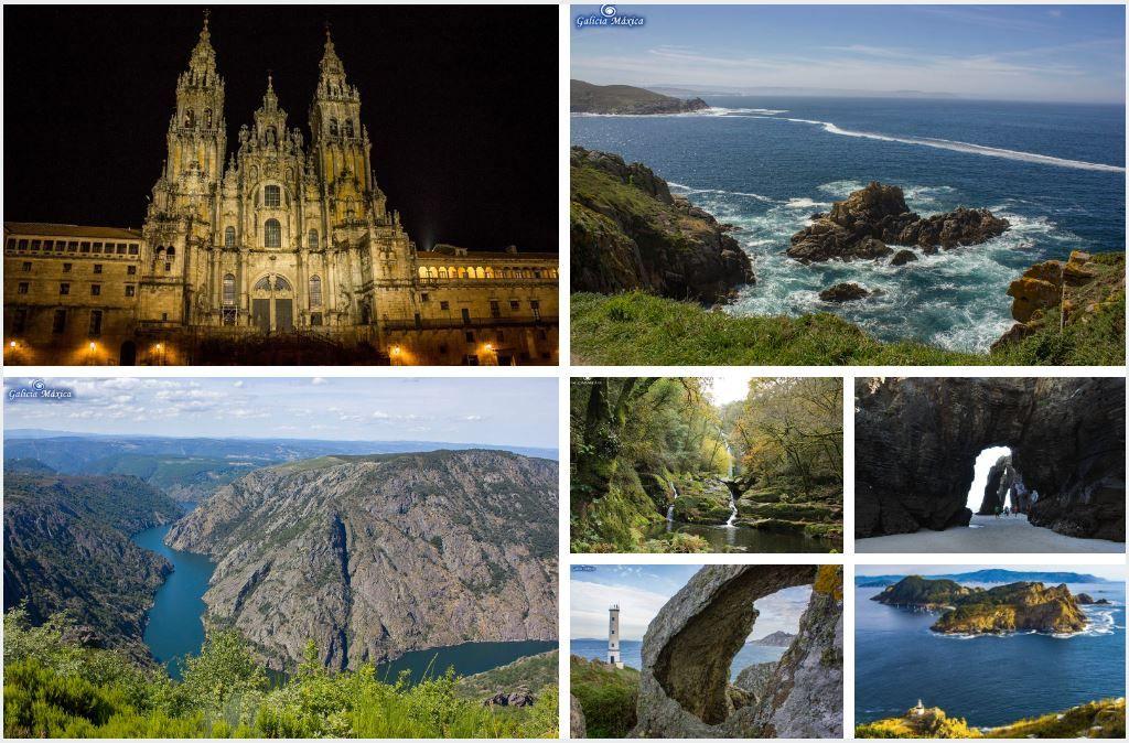 Un Listado Con 18 Sitios Que Debes Visitar Para Conocer Galicia Y Los Mejores Lugares Para Ver Para Hacer Destinos Vacaciones Ciudades En España Costa Da Morte