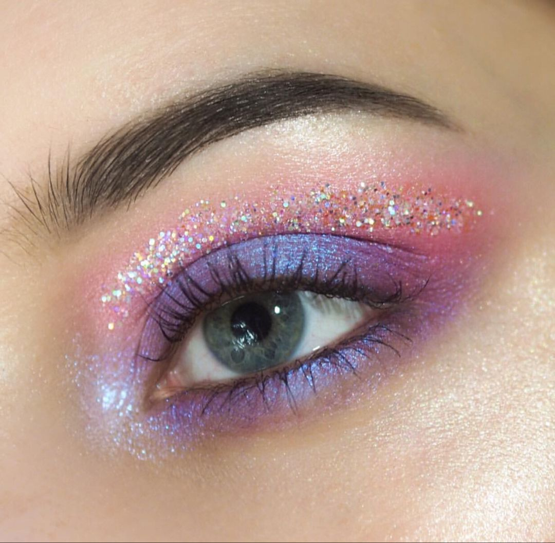 Pearlescent Sequin Matte Eyeshadow Palette -   15 makeup Wallpaper eyes ideas
