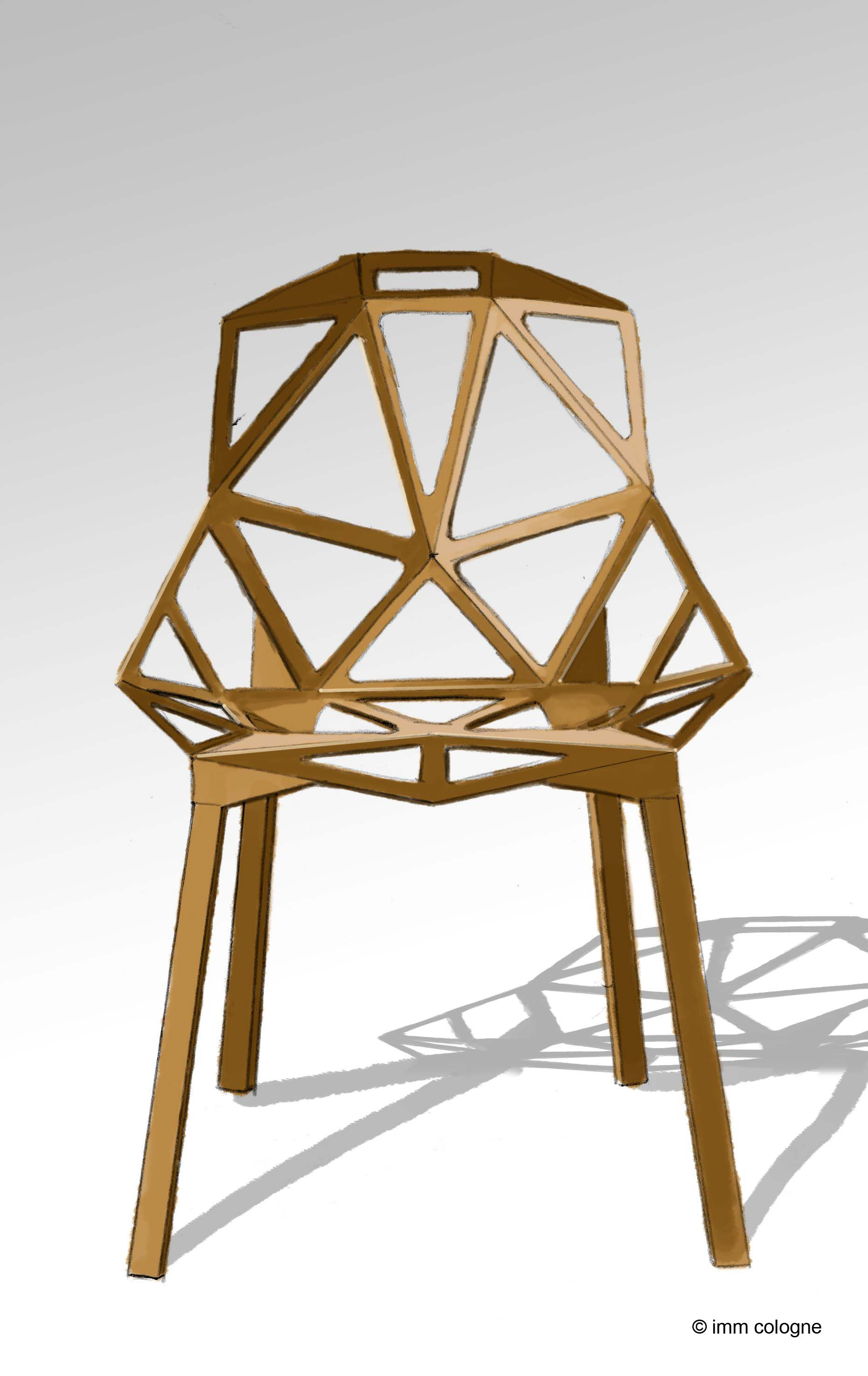 Chair One chair one by konstantin grcic any design joinery and
