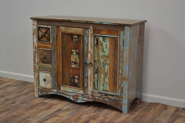 Beautiful Reclaimed Furniture Trees N Trends Unique Home