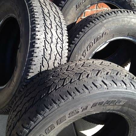 Tires 265 70 17 Inch E Rated For Sale Aa In Dayton Ohio Region Wheels And Tires Auto Parts Car Wheel