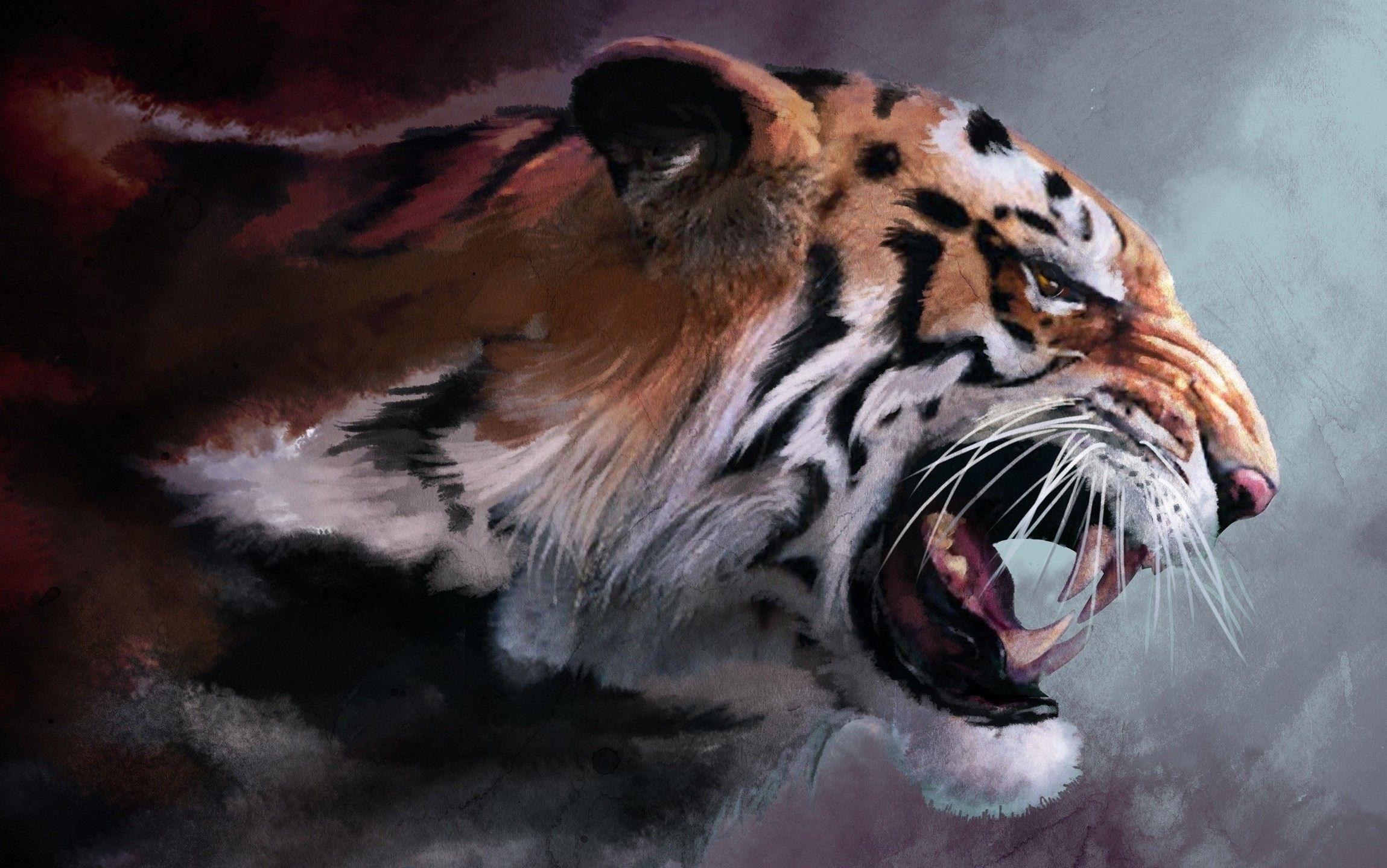 Tiger Wallpaper For Desktop