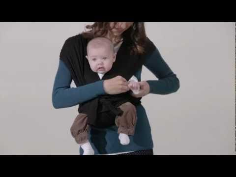 Jj Cole Agility Baby Carrier Outward Facing Position Baby
