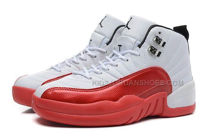wholesale dealer f9704 9be93 ... only87.00 air retro jordan 12 (xii) og cherry white varsity red black