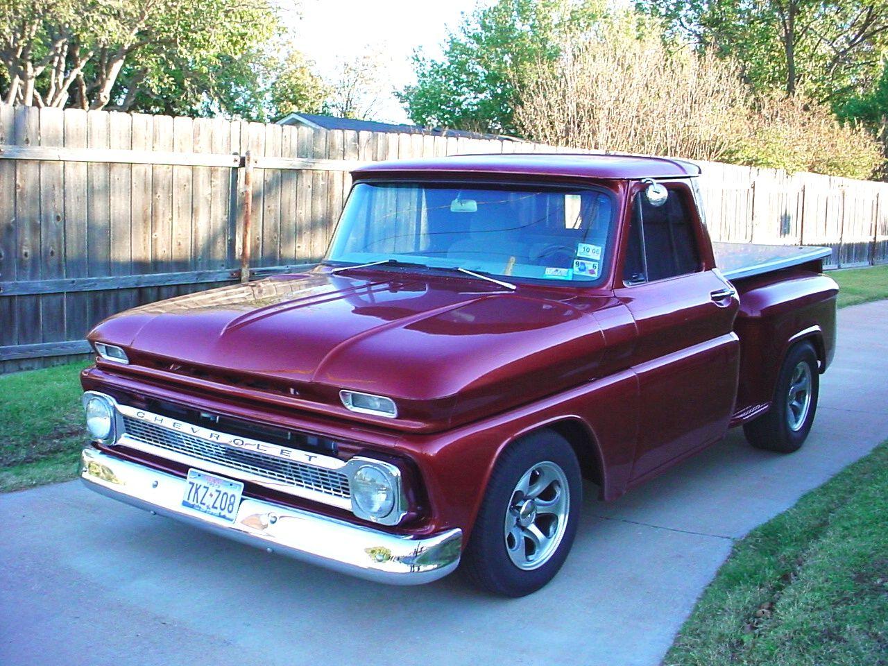 64 Chevy Truck One Day I Will Finish Mine Chevy Trucks Chevy