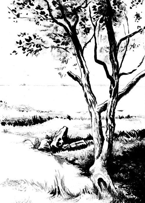 Blank White Paintings By Vance Reeser Via Behance