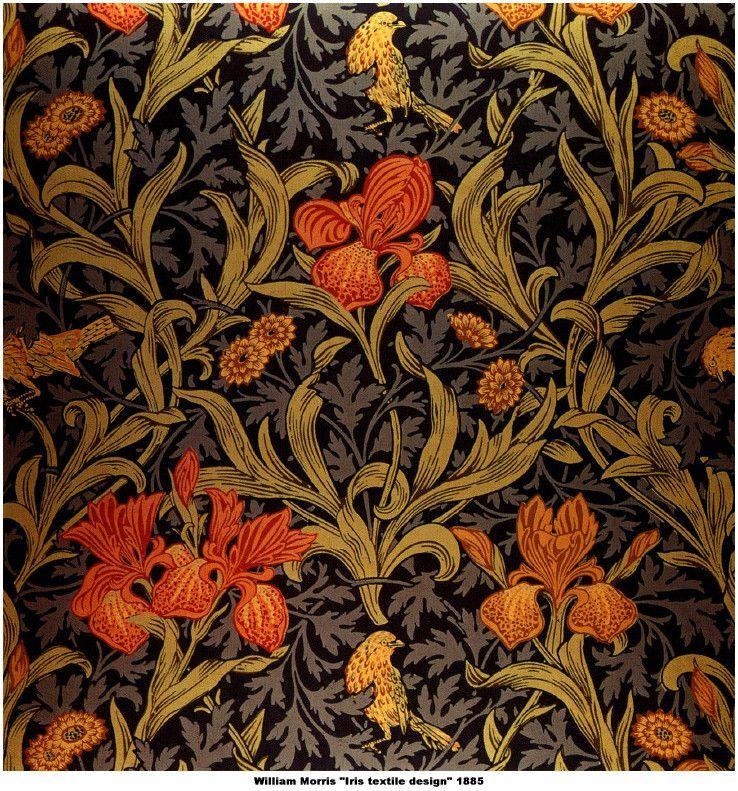 william morris textile designs Google Search William