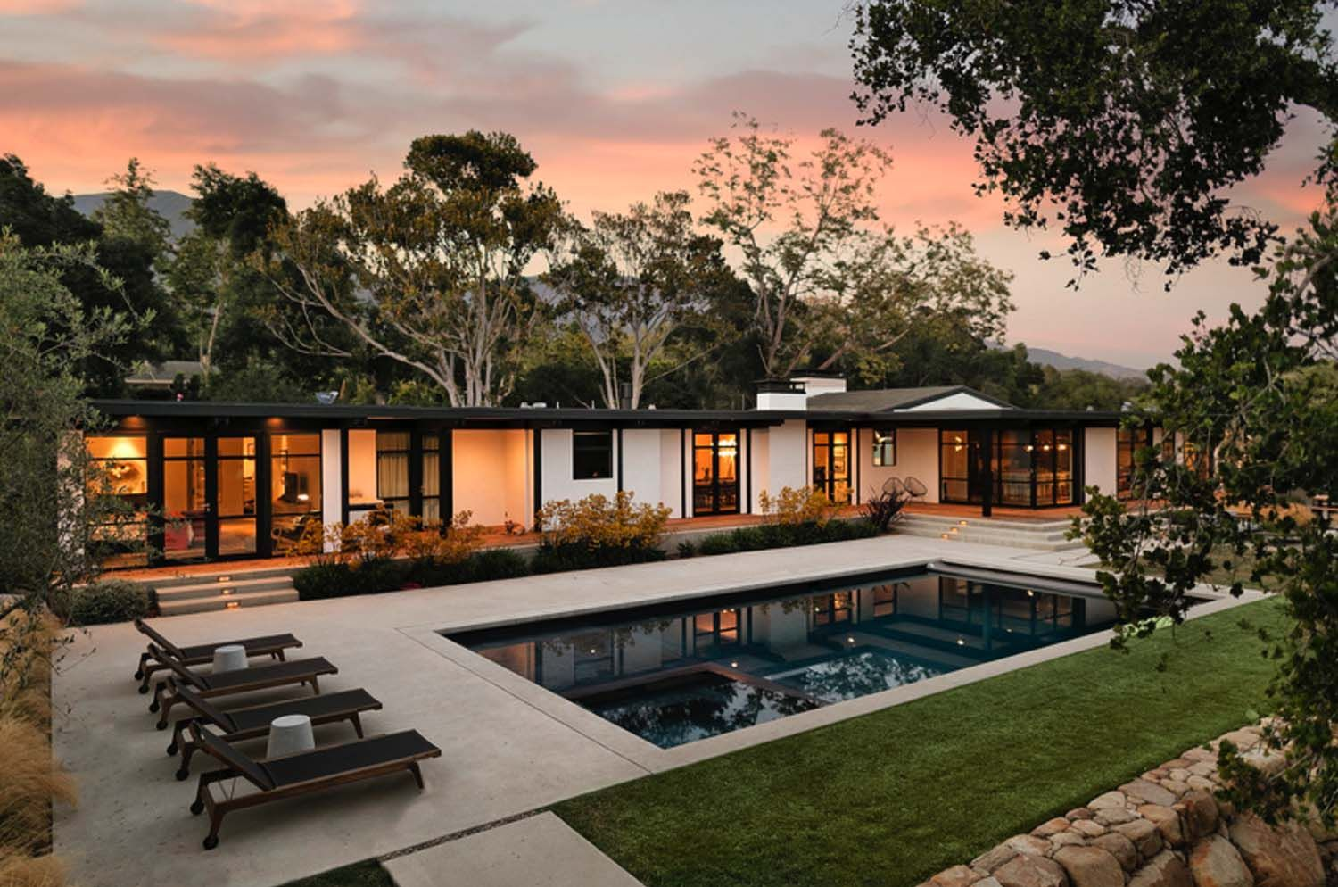 Montecito Family Home Gets Remarkable Indoor Outdoor Makeover