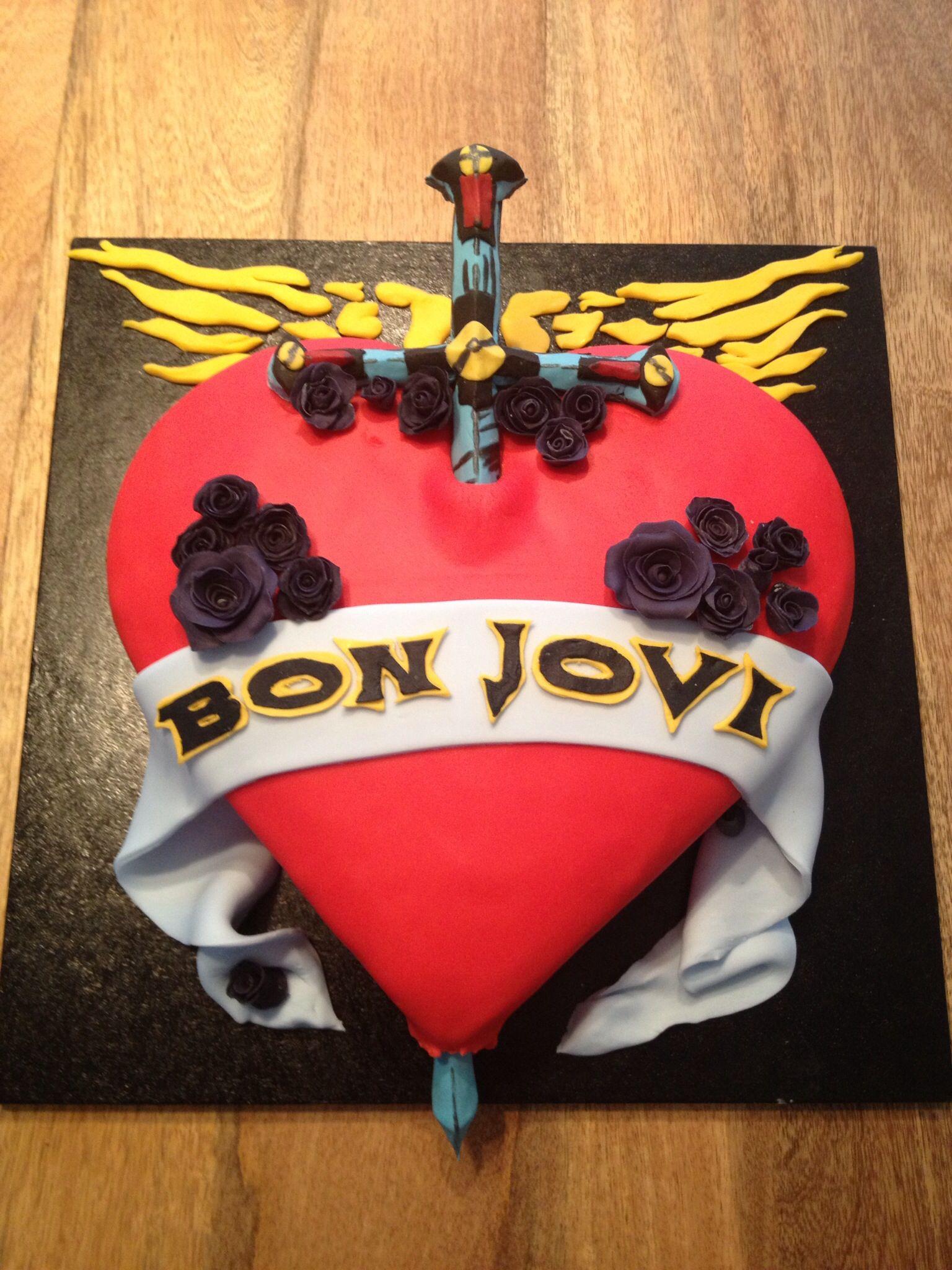 Pin On Bon Jovi