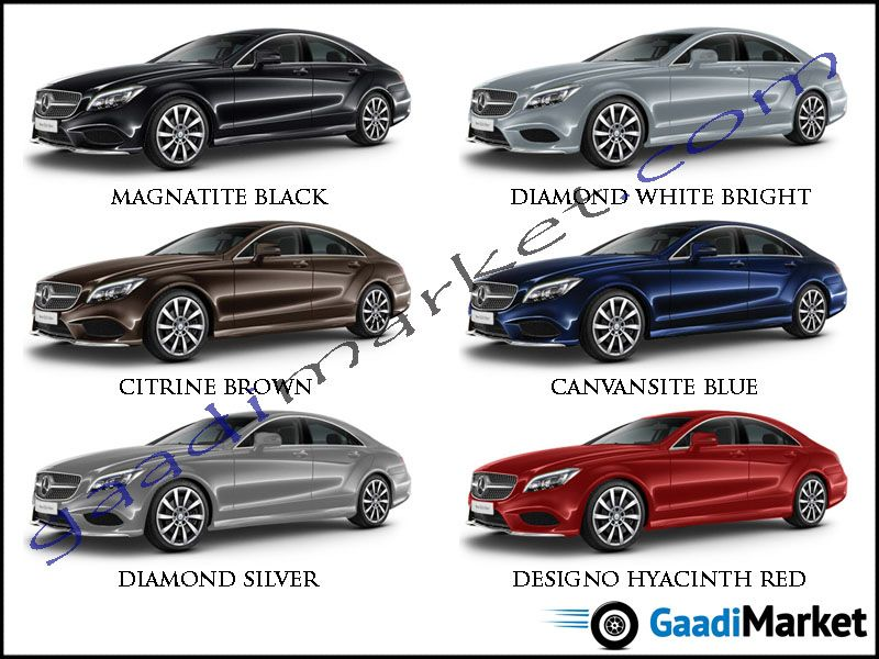Cls Colours With Images Mercedes Benz Mercedes Benz Cls New