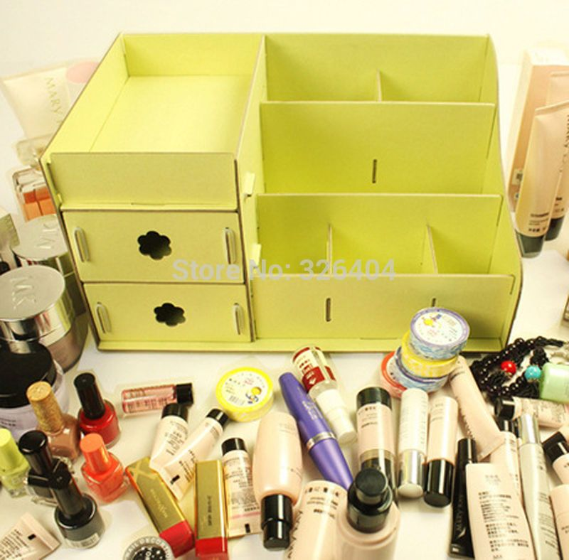 Best Makeup Organizer Ideas Diy Makeup Organizer Cardboard Diy