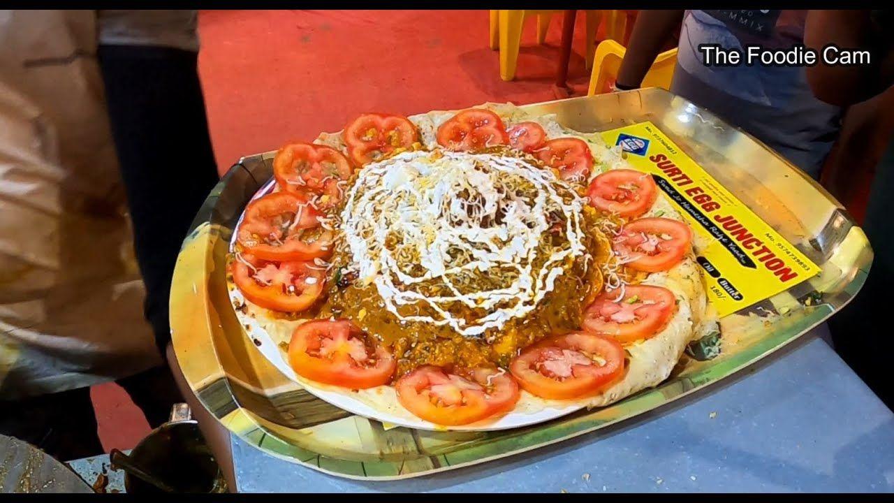 Ande ki Rani ?- EGG MUMTAAZ   Indian Street Food   Street Food Surat