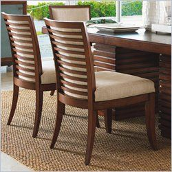 Tommy Bahama Home Ocean Club Kowloon  Dining Chair - Assembly Required