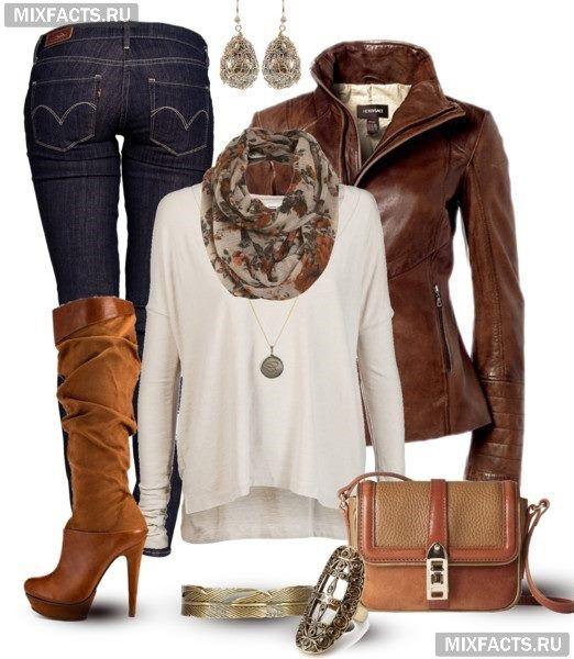 Что носить осенью? (фото)