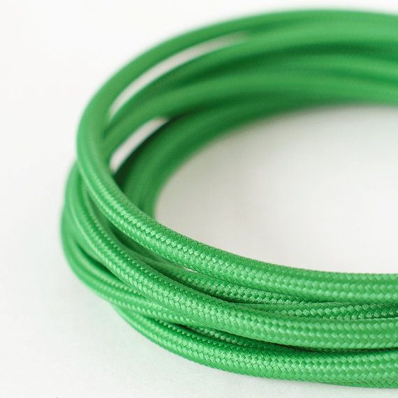 This flexible wire is intended for use in lamps, pendant light ...