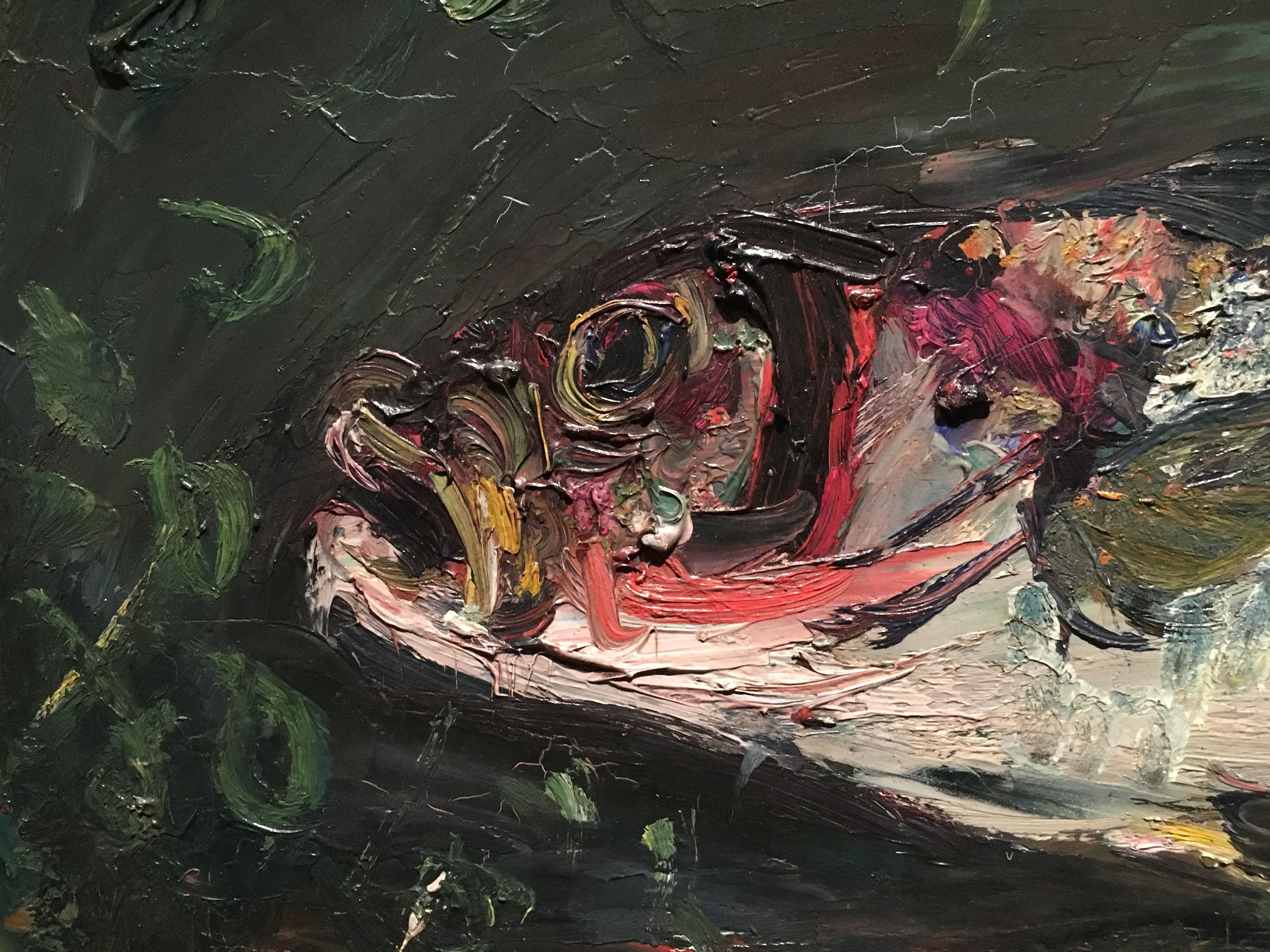 Print Chaim Soutine Russian Expressionism Abstract 1