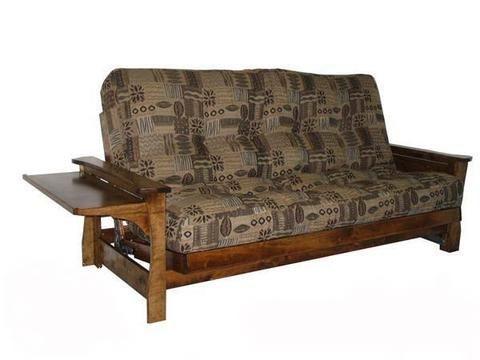Sydney Birch Futon Frame Futondecorchairs Bed Mattress Wooden