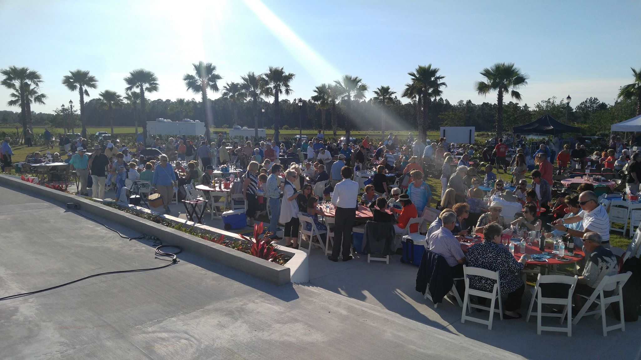 Thanks To Everyone Who Joined Fields Bmw Fields Auto Group Fields Bmw Of Daytona For The 10th Annual Picnic Pops Outdoor C Bmw Picnic Pops Outdoor Concert