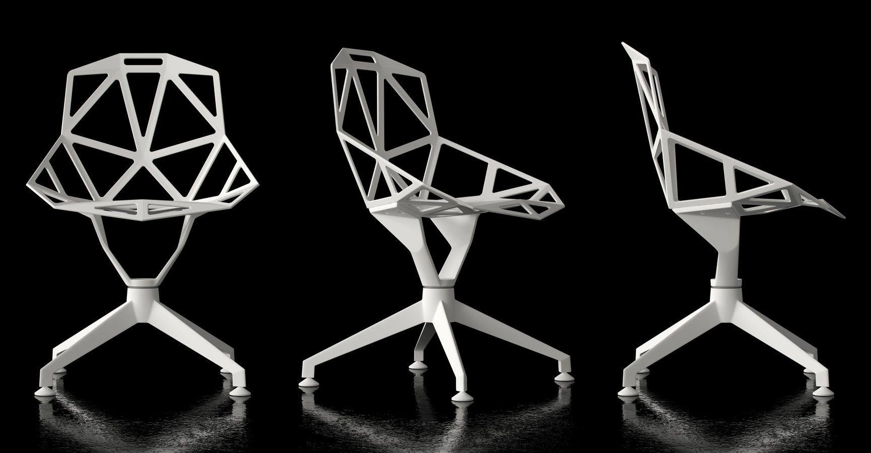 magis chair one white - Google-søk