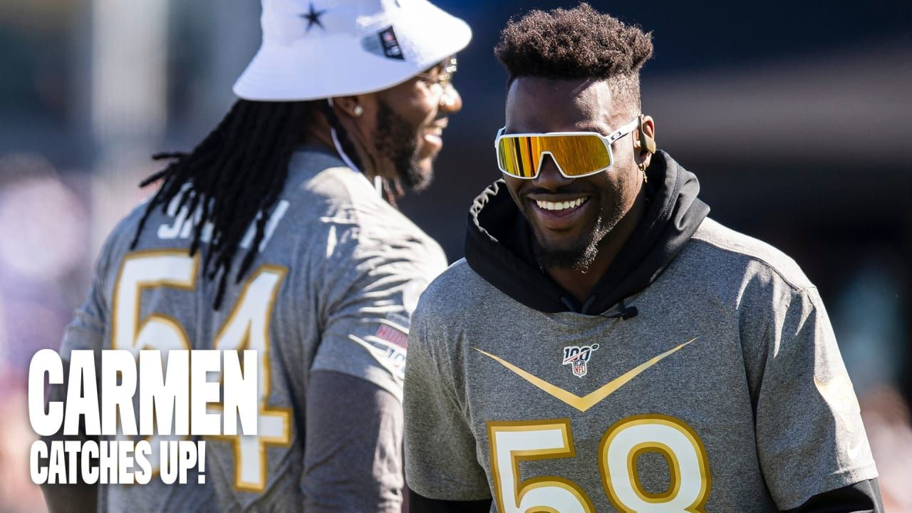 Get Ready For The Shaq Barrett Takeover On Nfl Network See Where Espn Has The Bucs Offens In 2020 Nfl Network Nfl News Nfl