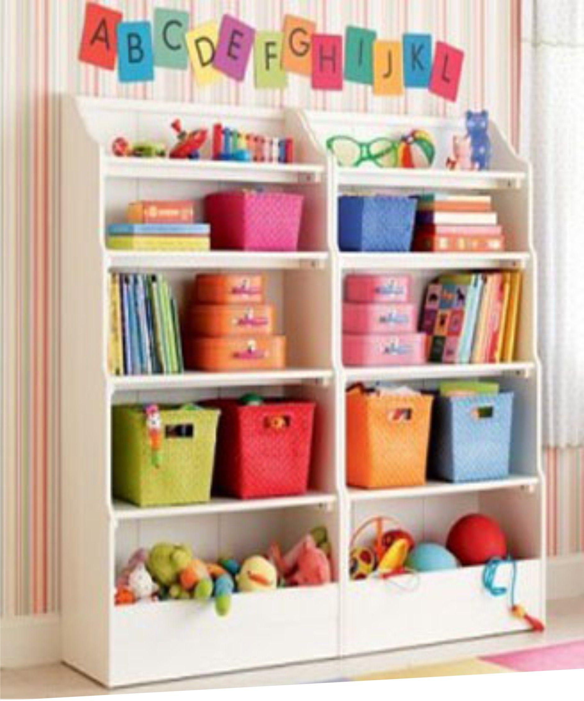 Organizando Brinquedos 1 Se O Seu Filho Reclama Para Guardar Os  ~ Organizando O Quarto De Brinquedos