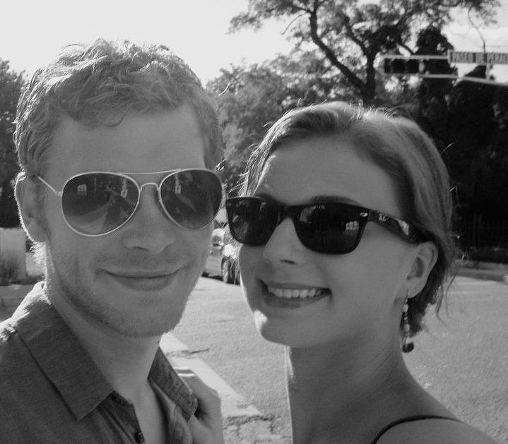 Joseph Morgan And Emily Vancamp