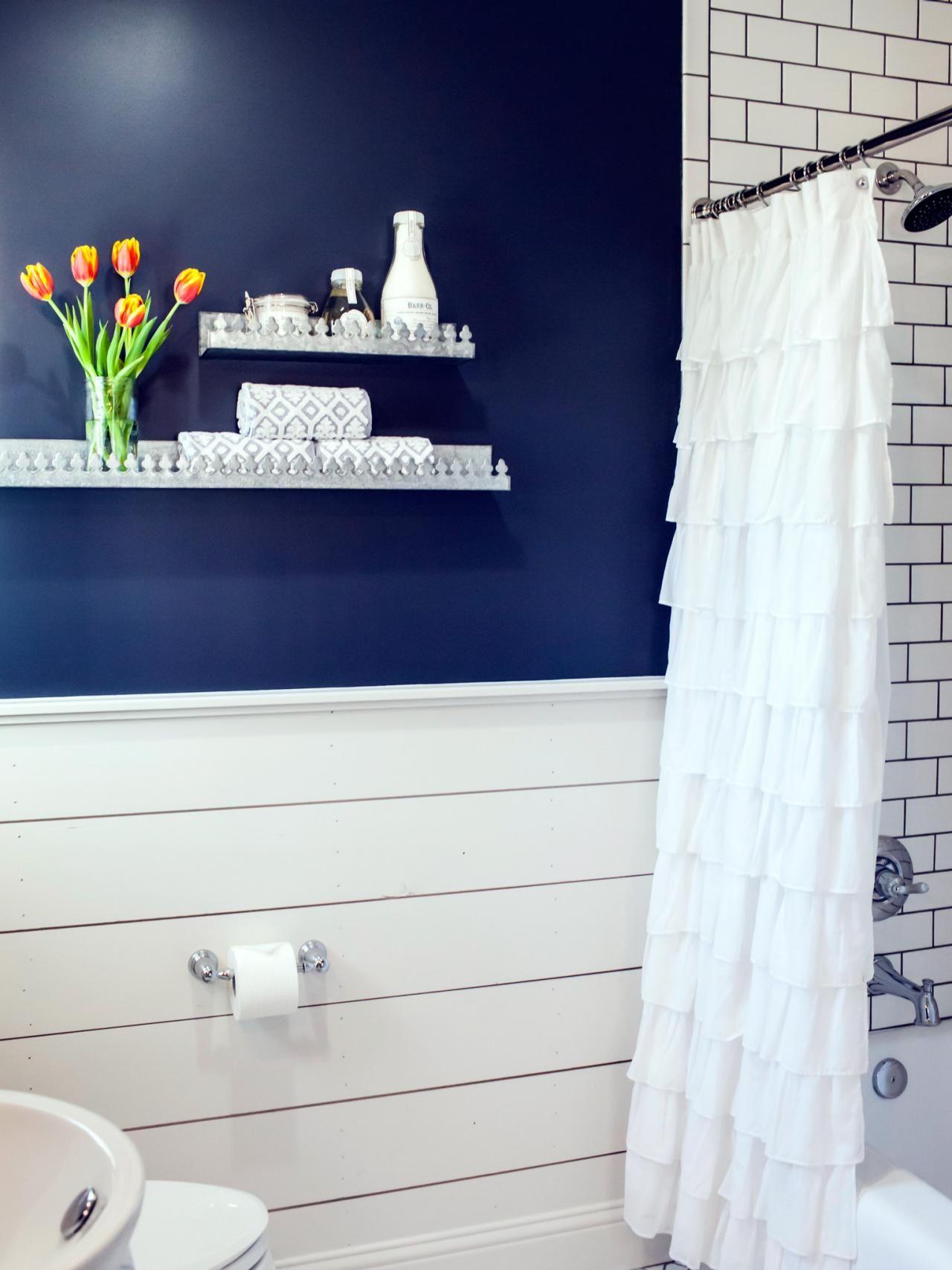40 Bezaubernd Marine Blau Und Weiß Badezimmer Bild Konzept - Mehr ...