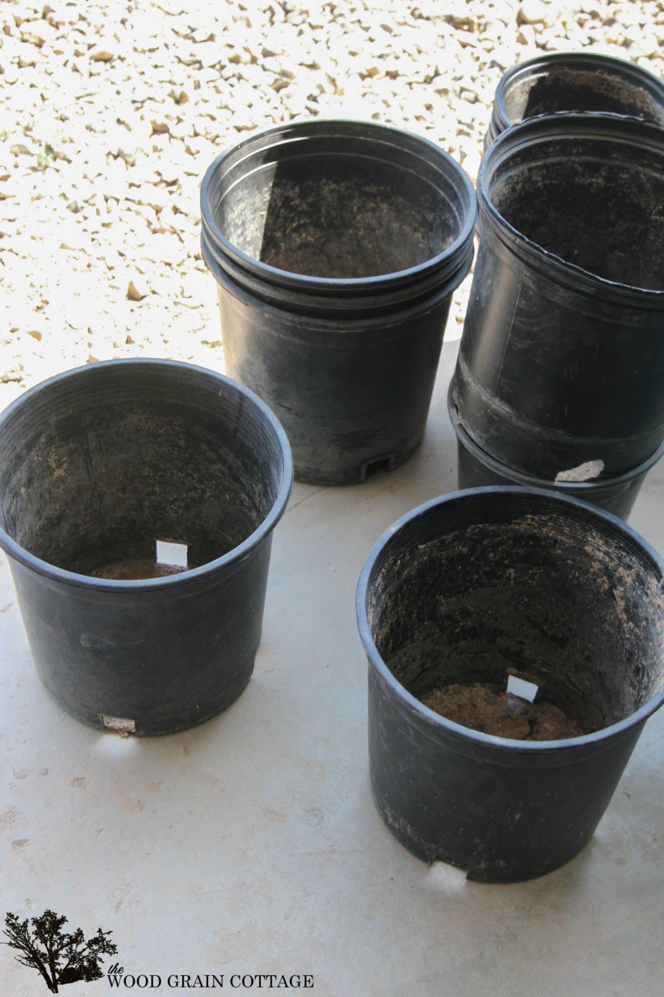 Outdoor Concrete Pots Concrete Pots Diy Concrete 400 x 300