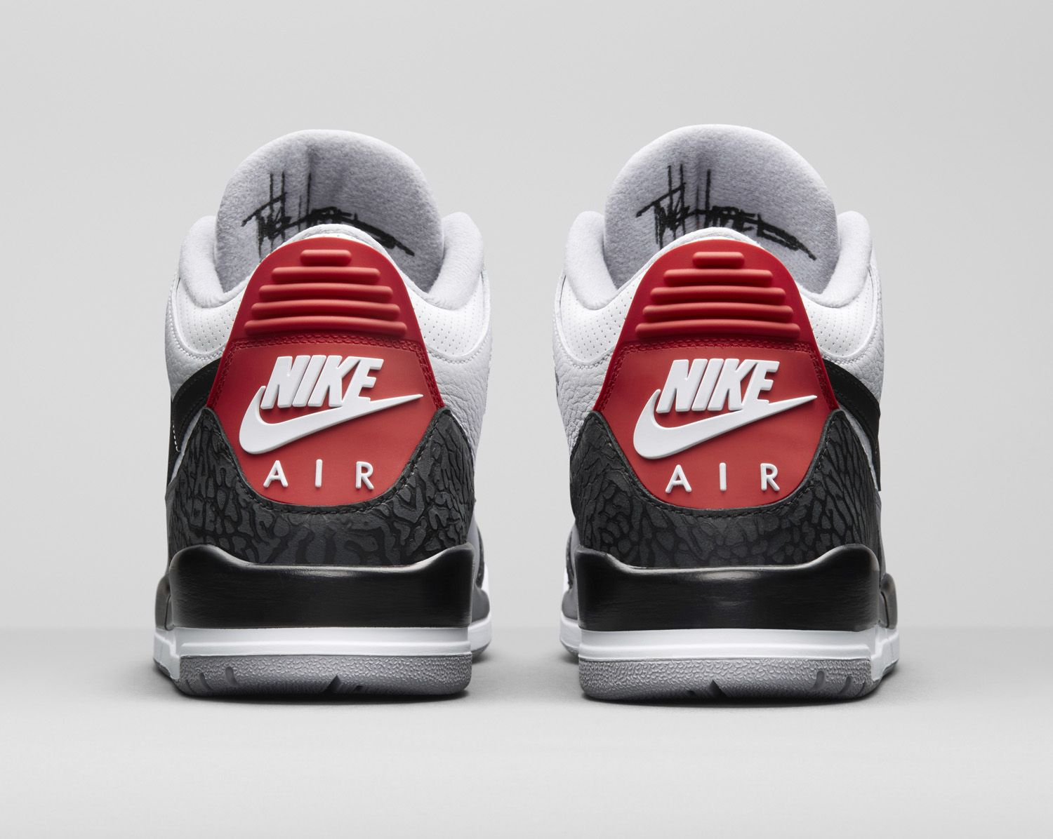 927a6b5f91d4 The Original Air Jordan 3 Sketch Comes to Life with the Air Jordan 3   Tinker  - WearTesters