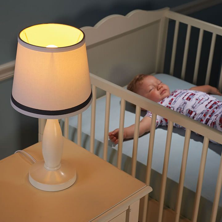The Sleep Promoting Nursery Soft Light will help Your Little Ones off to Sleepy Land! http://www.wickedgadgetry.com/2015/09/29/sleep-promoting-nursery-soft-light/ #sleep #promoting #nursery #soft #light
