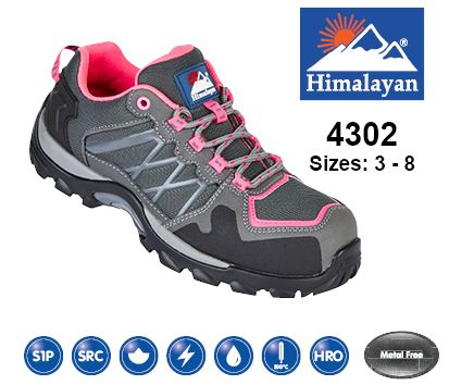 9 Ladies Safety Footwear ideas