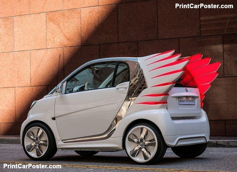 Smart Forjeremy Concept 2012 Poster