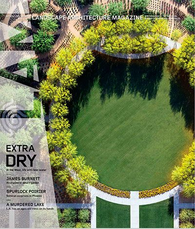 Landscape Architecture Landscape Architecture Magazine October 2012 Pdf Magazines In 2020 Landscape Architecture Magazine Landscape Architecture Landscape