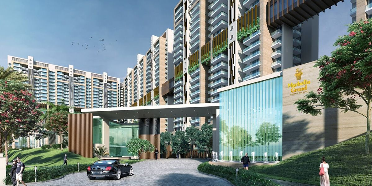 Marbella Grand Mohali 4bhk Luxury Apartments In Aerocity Mohali