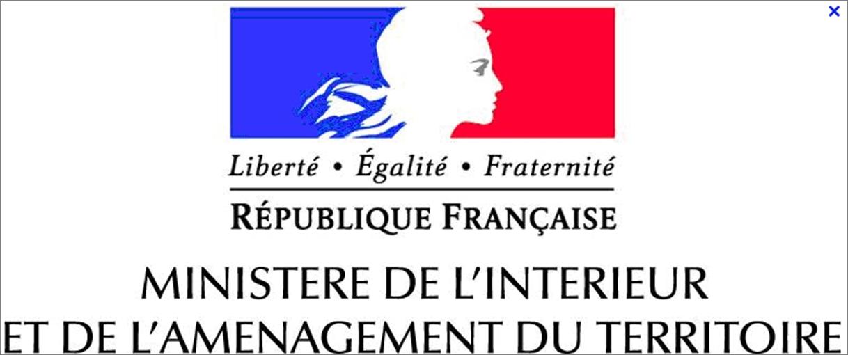 Ministère de l\'Intérieur et de l\'aménagement du territoire | Nos ...