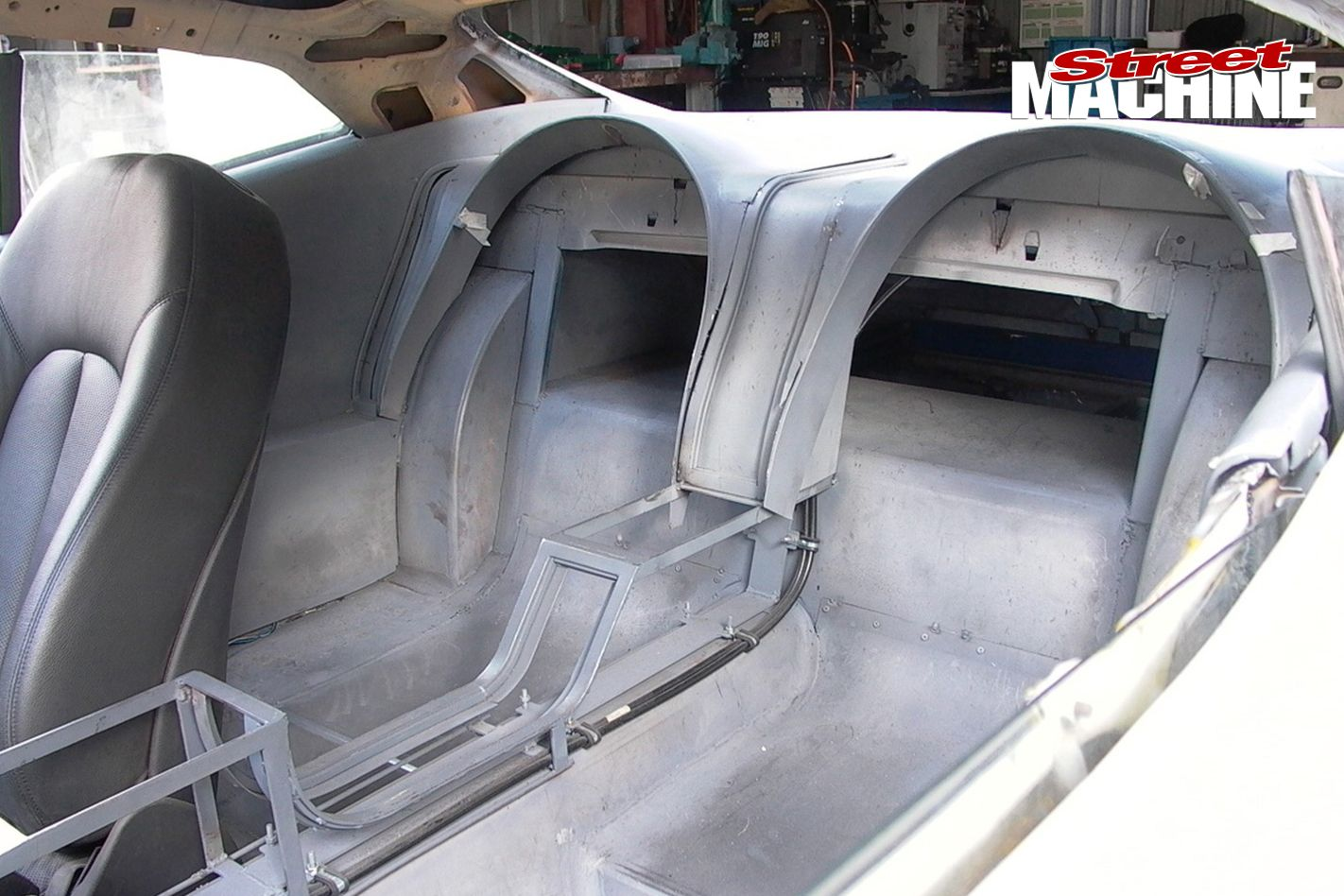 XBOSS XB FALCON BUILD - PART 2 | Aussie muscle cars