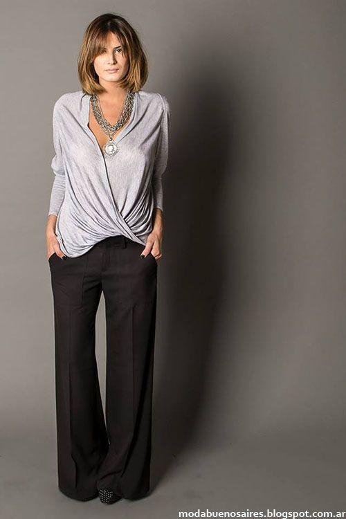 Pantalones invierno 2015 Marcela Pagella.