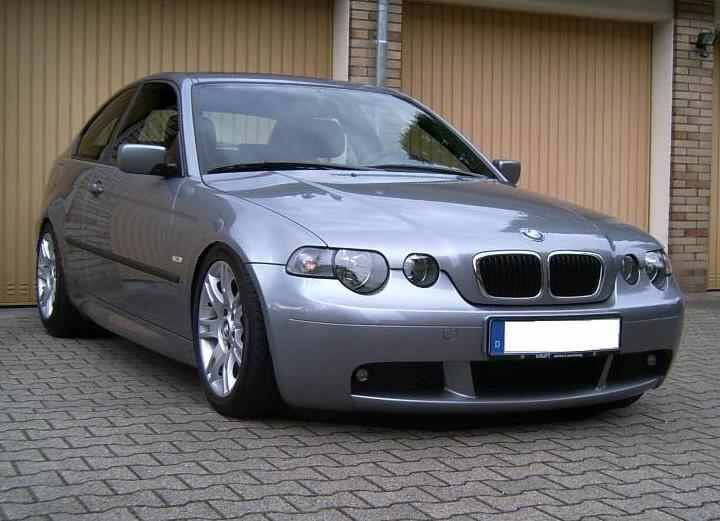 BMW 325ti Compact with M Sport Kit. Rare and under