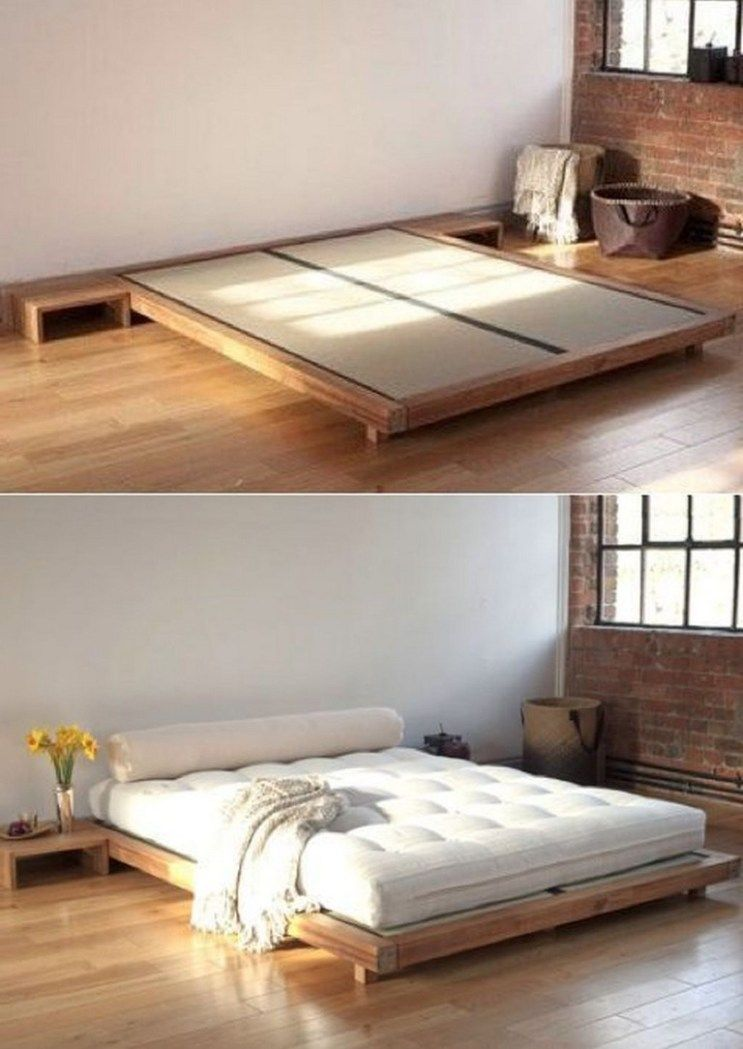 40 Admirable Rustic Storage Bed Design Ideas Page 26 Of 40 Bed Designs With Storage Bed Design Rustic Storage Bed