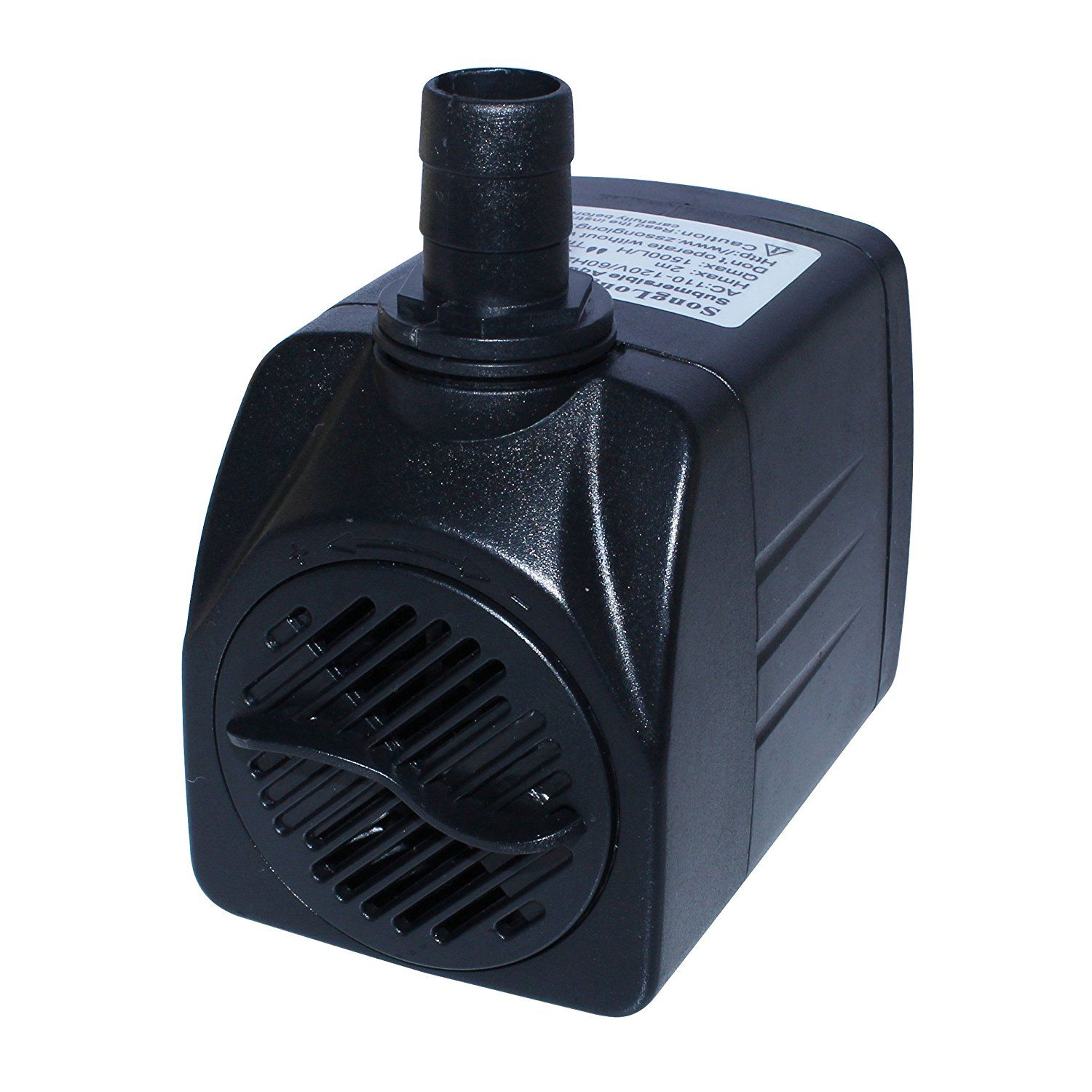 POND WATER PUMP ELECTRIC SUBMERSIBLE 40//66//105//158//198//264//317//400//530//1320 GPH