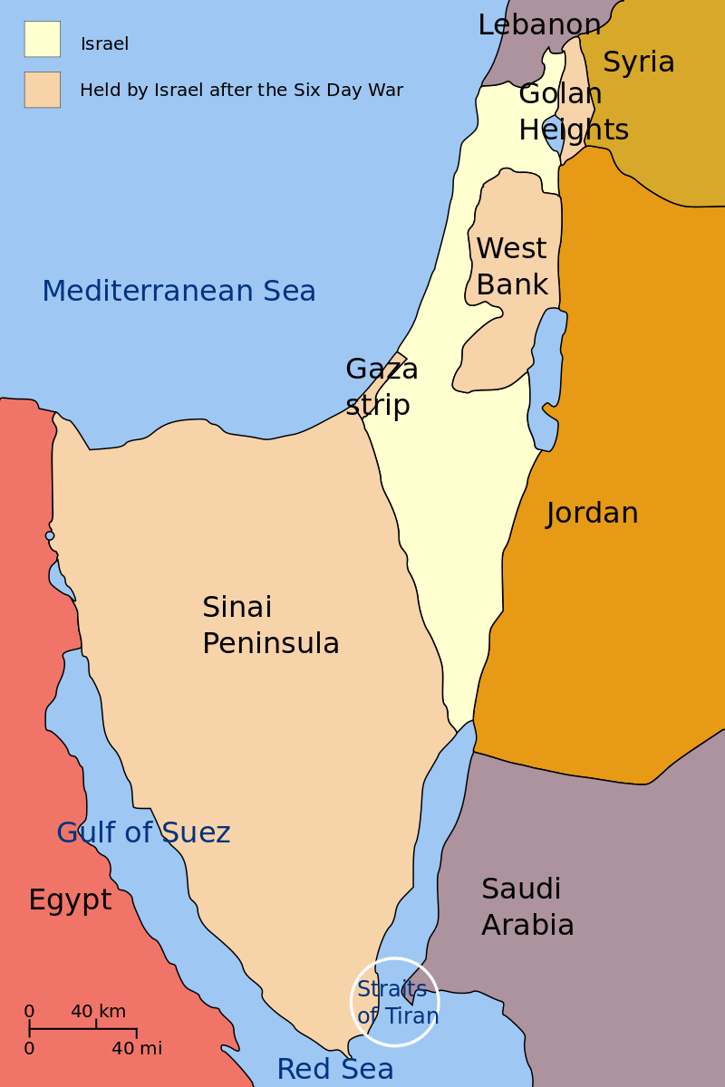 egypt vs israel