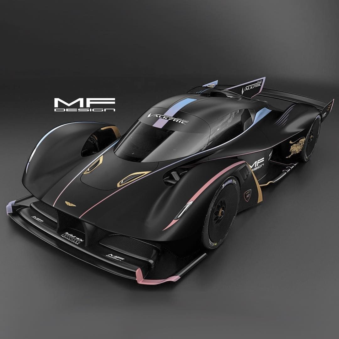 Aston Martin Valkyrie Sport: Pin On Car Design 10